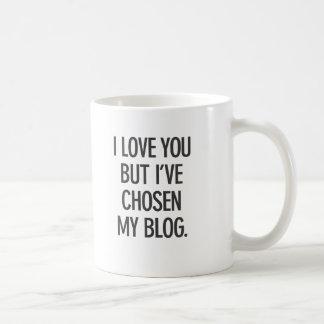 Te amo pero yo han elegido mi taza del blog