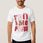 Te Amo Perú (de largo/luz) - etiqueta InKa1821 Remera