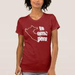 Te Amo Perú Tshirt