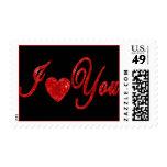 Te amo - sello