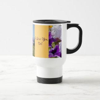 ¡Te amo SIS! Taza de café de Christma del regalo