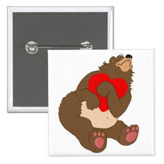 ¡Te amo tanto… puedo soporte de Bearly él! Pin