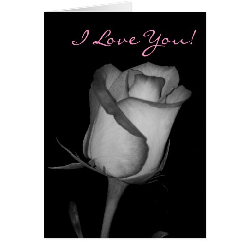 ¡Te amo! Tarjeta De Felicitación