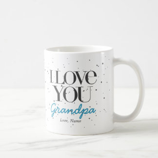 Te amo taza $15,95 (del personalizar)