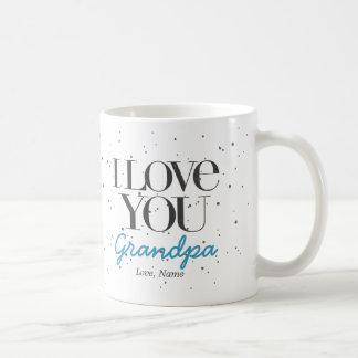 Te amo taza $20,95 (del personalizar)