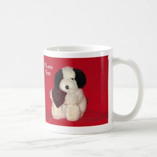 Te amo taza #4 0404 del perrito