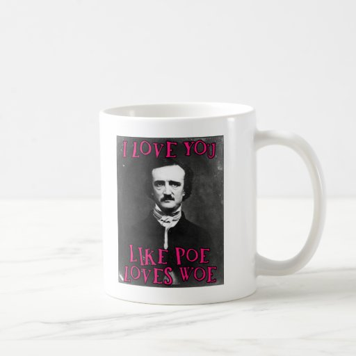 Te amo… taza básica blanca