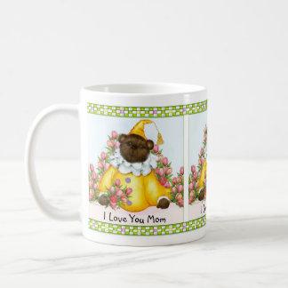 Te amo taza de la mamá