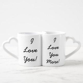 Te amo tazas tazas amorosas