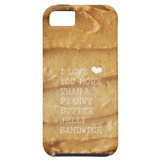Te amo un regalo más lindo de la tarjeta del día d iPhone 5 Case-Mate carcasas