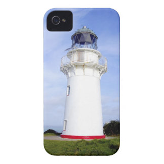 Te Araroa, New Zealand. A lighthouse gives iPhone 4 Cover