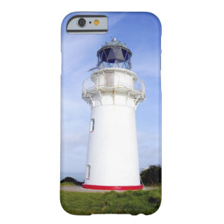 Te Araroa, New Zealand. A lighthouse gives Barely There iPhone 6 Case