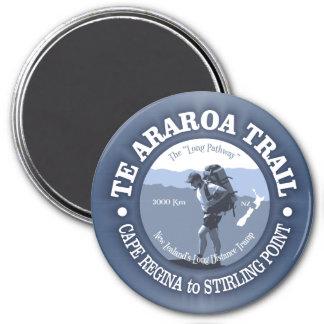 Te Araroa Trail 3 Inch Round Magnet