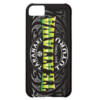 Te Ataiawa Lifer Moko Chrome Case For iPhone 5C