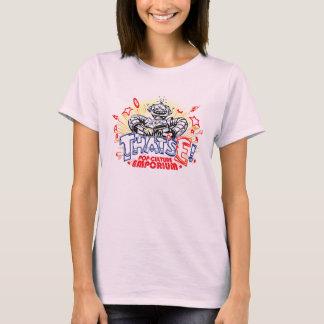 "TE ""Colored Pencil"" Logo T-Shirt"