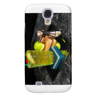 Té de la isla de Apple Samsung Galaxy S4 Cover