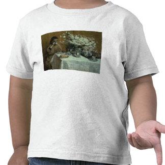 Té de tarde camiseta