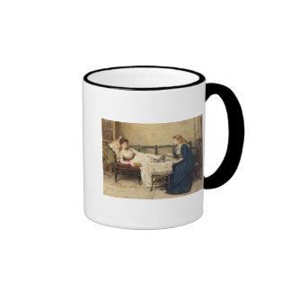 Té de tarde taza