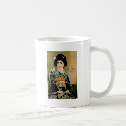 Té del té negro de calidad superior anaranjado de  taza