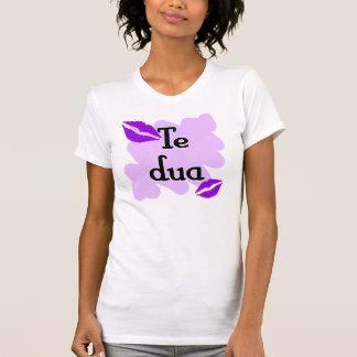 Te dua - Albanian - I Love You T-Shirt