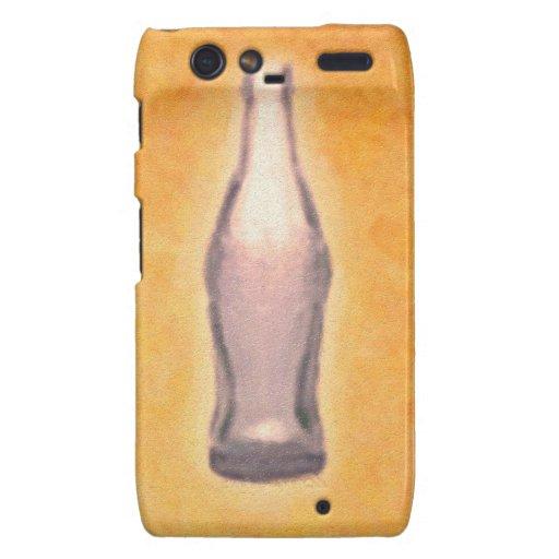Te evolution of the bottle.jpg motorola droid RAZR cover