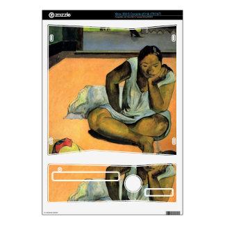 Te Faaturama by Eugène Henri Paul Gauguin Xbox 360 S Decal