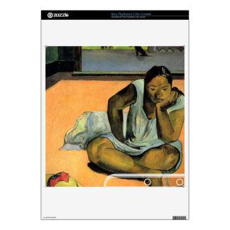 Te Faaturama by Eugène Henri Paul Gauguin PS3 Slim Skins