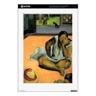 Te Faaturama by Eugène Henri Paul Gauguin Skin For The PS3 Console