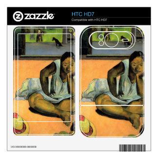 Te Faaturama by Eugène Henri Paul Gauguin Skins For The HTC HD7