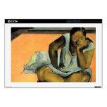 Te Faaturama de Eugène Enrique Paul Gauguin Skins Para 43,2cm Portátiles