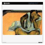 Te Faaturama de Eugène Enrique Paul Gauguin MacBook Air Skins