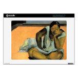 Te Faaturama de Eugène Enrique Paul Gauguin Calcomanía Para Acer Chromebook