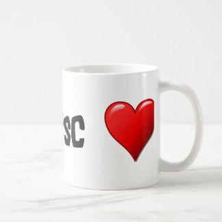 Te iubesc - I love you in Romanian Coffee Mug