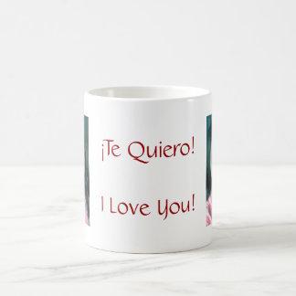 ¡Te Quiero! Classic White Coffee Mug