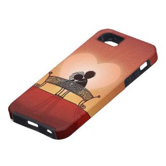 te quiero iPhone 5 Case-Mate cárcasa