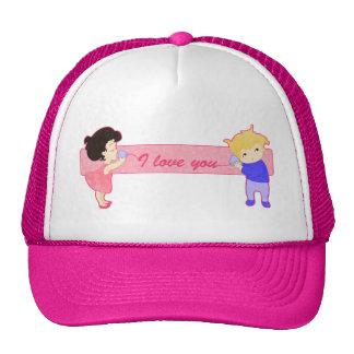 te quiero gorras