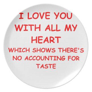 te quiero platos de comidas