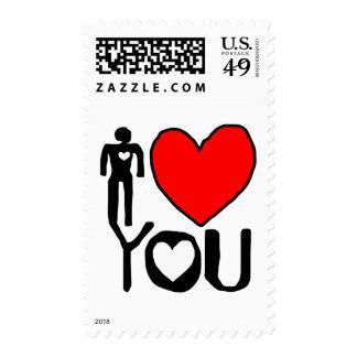 te quiero sellos