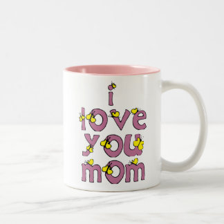 te quiero taza de la mamá