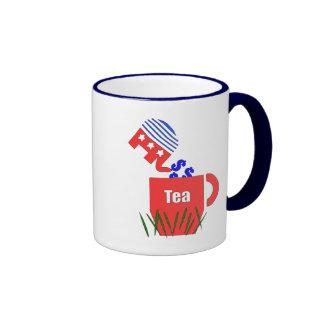 Té republicano taza