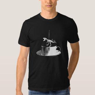 Té-Rex - camiseta de TRex Polera