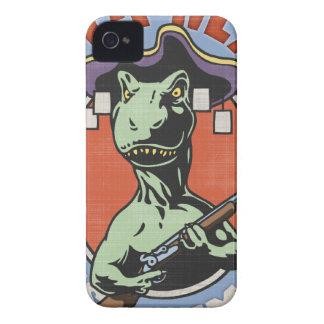 Té-Rex iPhone 4 Cobertura
