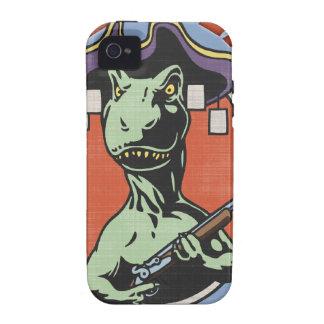 Té-Rex iPhone 4/4S Carcasa