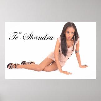 Te-Shandra Haskett - poster (2013-j)