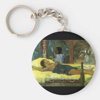 'Te Tamari No Atua' - Paul Gauguin Keychain
