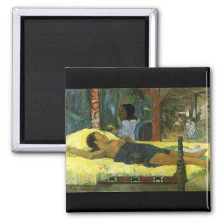 'Te Tamari No Atua' - Paul Gauguin Magnet