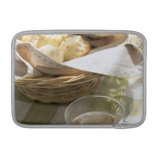Té y maíz de hierba fundas para macbook air