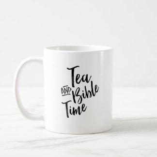 Tea and Bible Time Mug