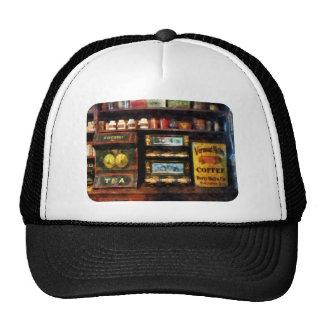 Tea and Coffee Hats