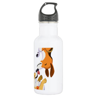 Tea and Crumpet 18oz Water Bottle